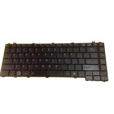 Toshiba Keyboard Notebook L735 - Hitam