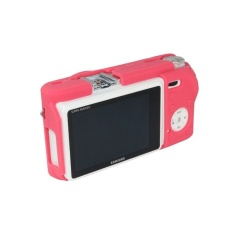 Rp 218.000. TPU Soft Camera Case Silicone Rubber Protective Body Cover ForSamsung NX500 ...