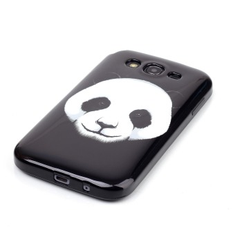 TPU Soft Case for Samsung Galaxy Grand Neo i9060 / Duos i9082 (Black) - 4