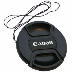 Tutup Lensa Canon 58mm (Lens Cap)