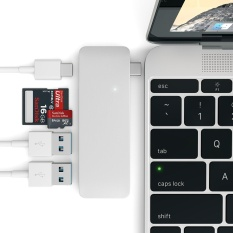 Type-C USB 3.0 3 in 1 Combo Hub for MacBook 12-Inch /