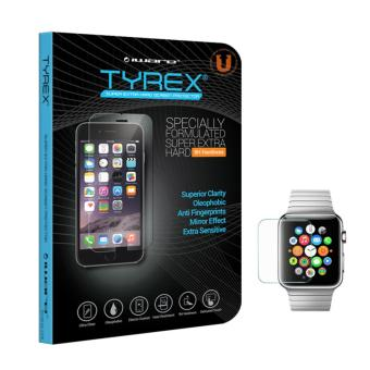 Tyrex Apple Watch 38mm Series 3 2 1 Tempered Glass Screen Protector .