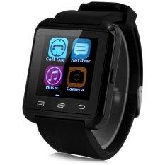 U8 Bluetooth Passometer perhiasan jam pintar layar sentuh menjawab dan dial telepon