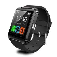 U8 Bluetooth Smart Wrist Watch Ponsel Mate untuk Android & IOS Smartphone Putih-Intl