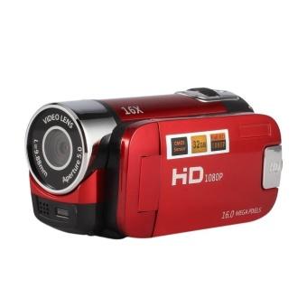 Ubest 2.4 Inch Screen HD 1080P Digital TFT Camera CMOS DV With LED Fill Light - intl
