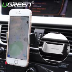 UGREEN Universal Mini mobil udara Vent Handphone HP Smart Mount pemegang Cradle untuk Samsung telepon, Apple iPhone, Xiaomi, Oppo, Vivo, Huawei dan GPS