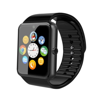 UINN 3G Children Smart Watch GPS Tracker SOS Call Kid Colorful Touch Screen black - intl