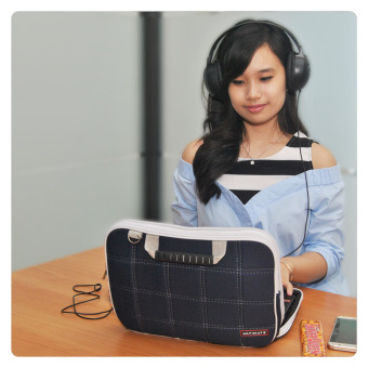 "Ultimate Softcase / Slave / Laptop Cover Double SL 14"" - Hitam"