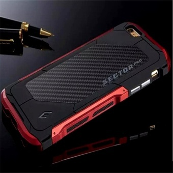 ... Ultra Thin Element Sector PRO Metal Aluminum+Carbon Cell PhoneCases For Apple iPhone 6/ ...