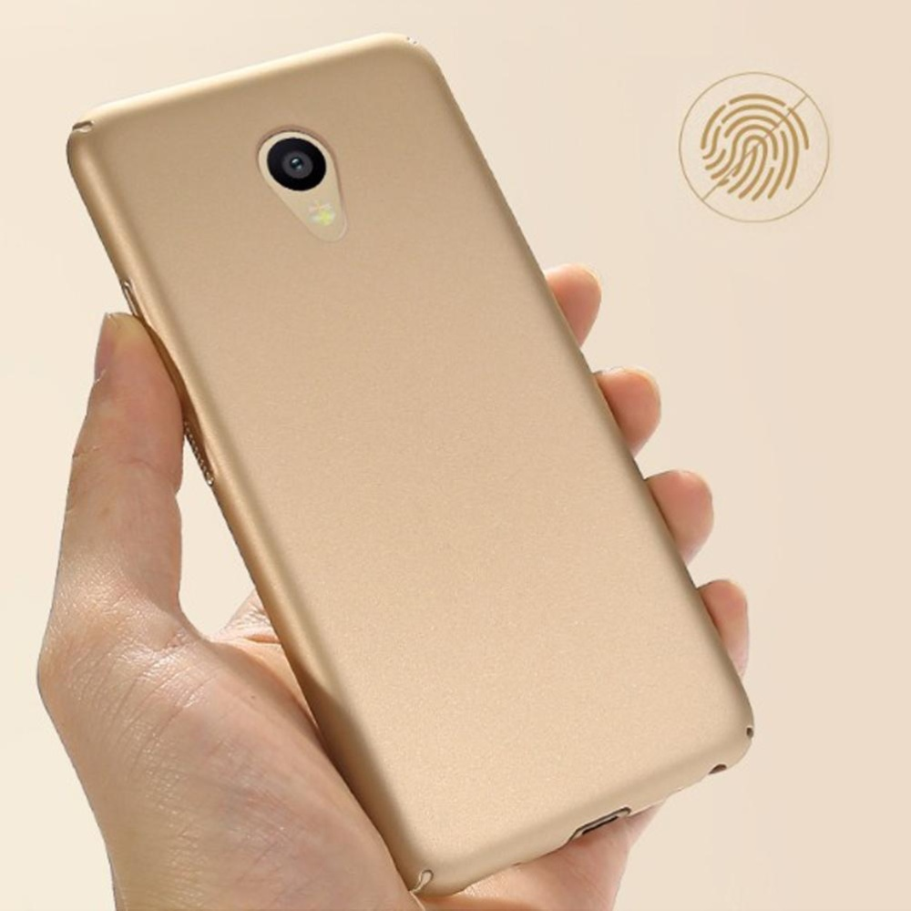 Ultra Thin PC Case For Meizu M5 Note Hard Shell Cover Anti-