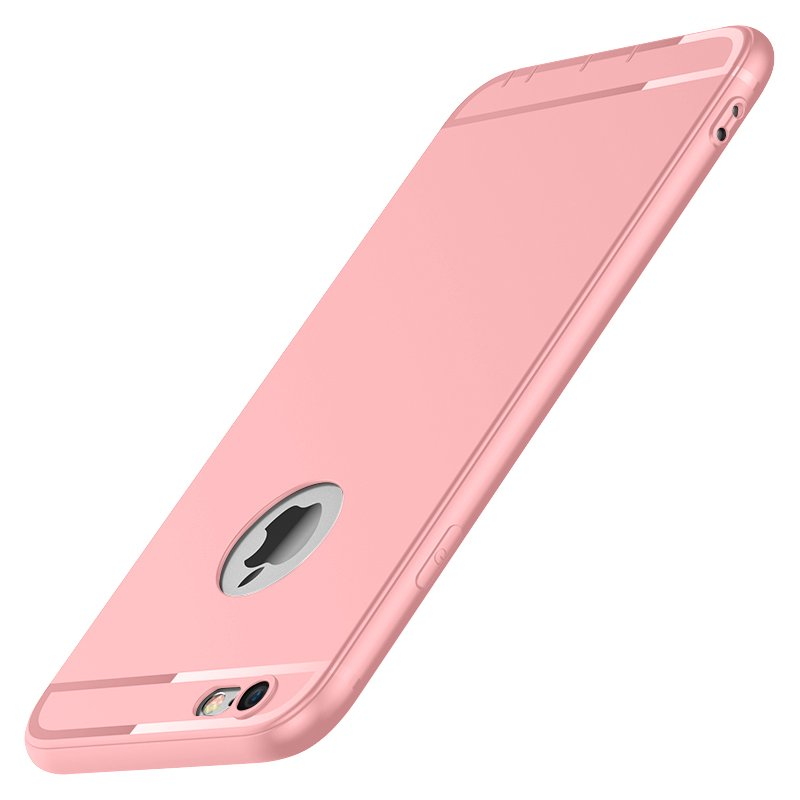 Ultra Thin TPU Silicone Matte Soft Case Cover for Apple iPhone 6Plus /