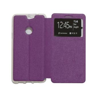 Ume CoolPad Max View / Flip Cover / Flipshell / Leather Case / Sarung Case /