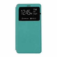 Ume Leather Cover Vivo Y21 Leather Case Sarung / Flipshell / Flip Cover Kulit / Sarung