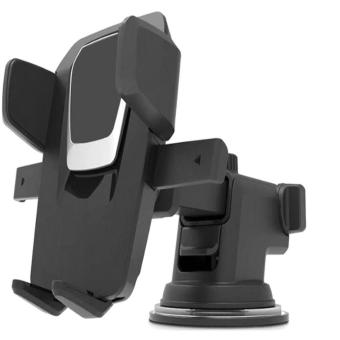 Universal Mobile Phone Car Holder - Hitam