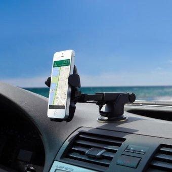 Universal Mobile Phone Car Holder SH3 - Hitam