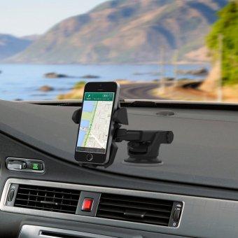 Universal Mobile Phone Car Holder SH3 - Hitam - 5 .
