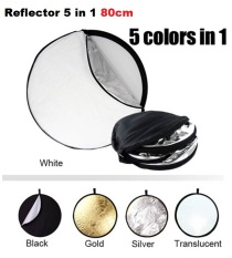 Universal - Reflector 5 In 1 80Cm (Wave Gold)