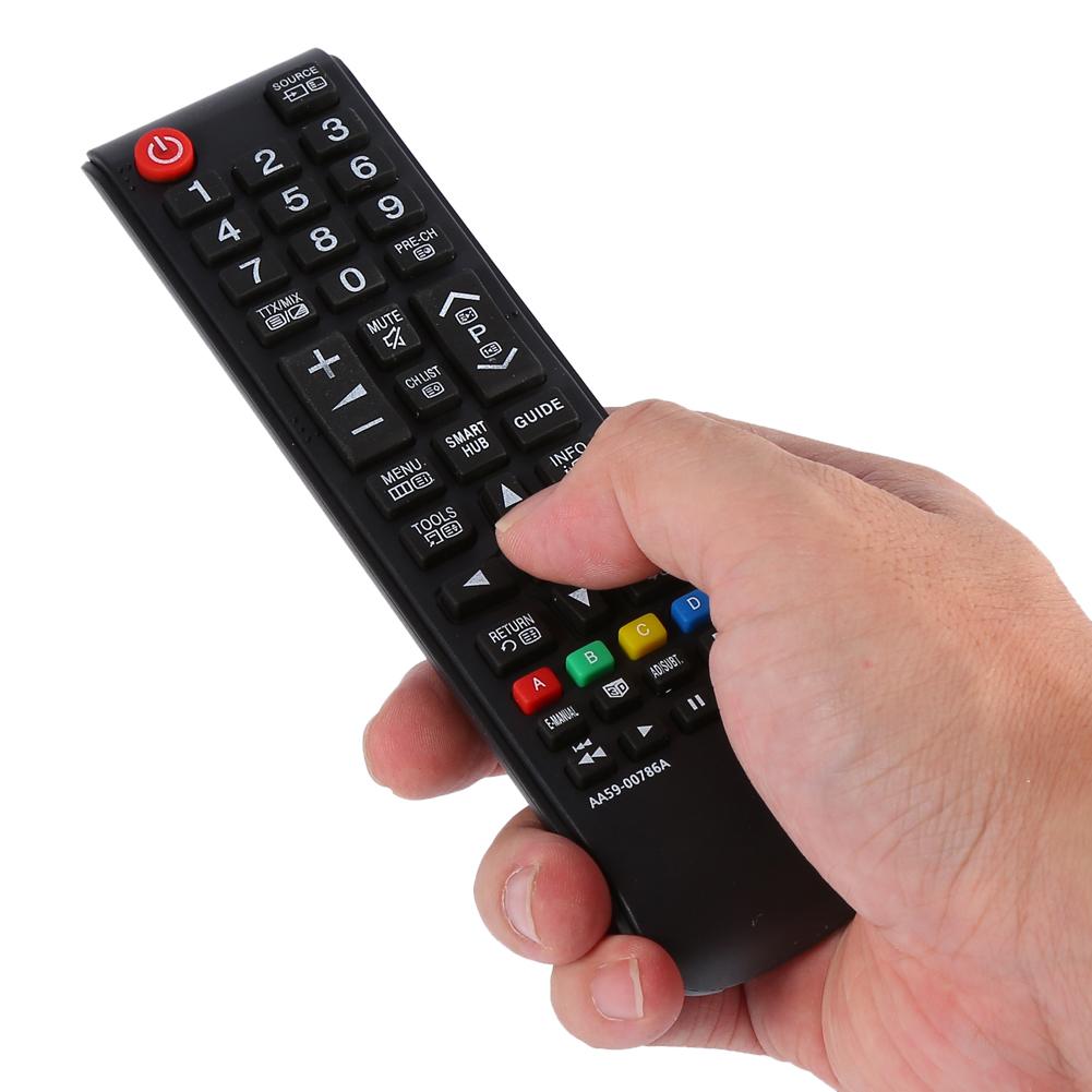 ... Universal Remote Control pengendali pengganti Samsung HDTV LEDSmart TV - International ...