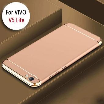 Untuk Vivo V5 Lite / Vivo Y66 ponsel pelindungcover Matte Case Cover Casing / 3 dalam 1 Hard PC / Anti jatuh casing ponsel untuk Vivo V5 LITE / vivo v5 lite / vivo v 5 lite / VIVO Y 66
