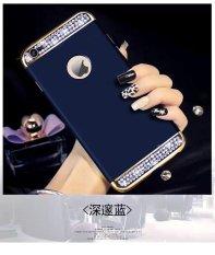 untuk Xiaomi Mi Mix 2 Case 3 In 1 Bling Diamond Glitter Hard PC Back Cover untuk Xiaomi Mi Mix 2-Intl