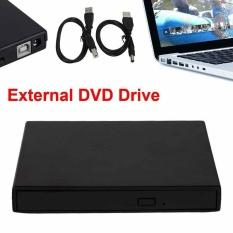 USB External Portable Outdoor case For Laptop CD CR-W DVD DVD-WCombo SATA