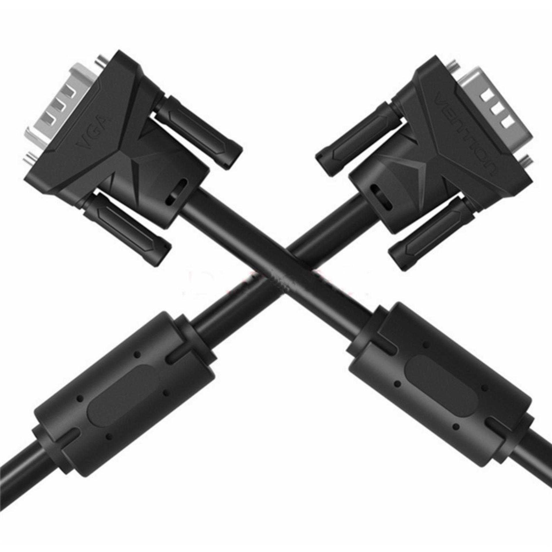 Harga Terendah Vention B04 3m Kabel Vga Male To Premium Quality