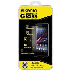 Vikento Tempered Glass Untuk Oppo Mirror 3 / 3000 - Premium Tempered Glass - Anti Gores - Screen Protector
