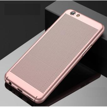 Viking UltraSlim Hardcase Oppo A57/A39 Thermal - Rose Gold
