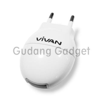 Vivan Charger 1A Power Cube White