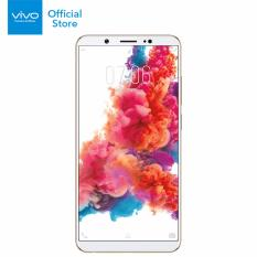 Vivo V7+ Smartphone - 4/64 GB Full View Display - Gold