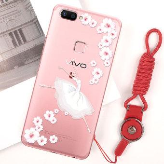 Update Harga Vivo vivox20/X20 kepribadian all-inclusive handphone tipis handphone shell IDR64,300.00  di Lazada ID
