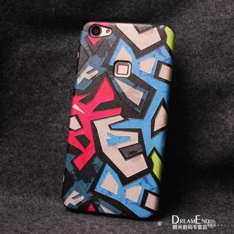 Update Harga Vivo x6 kartun merek Drop lengan silikon handphone shell IDR60,500.00  di Lazada ID