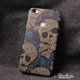 Vivo x6 kartun merek Drop lengan silikon handphone shell