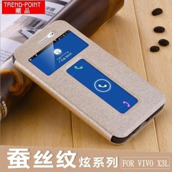 Gambar Vivox3l clamshell merek populer ponsel shell