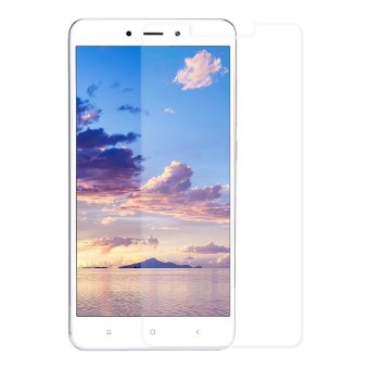 BELI SEKARANG Vn Tempered Glass 9H For Xiaomi Redmi Note 4X Snapdragon 2D RoundCurved Edge 033mm Screen Protector - Clear Klik di sini !!!