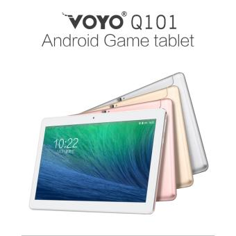 Voyo Tablet Q101 Android 6.0 Marshmallow 3G/4G Phone call Big Screen MT6753 Octa core 2G RAM 32GB ROM 1920*1200