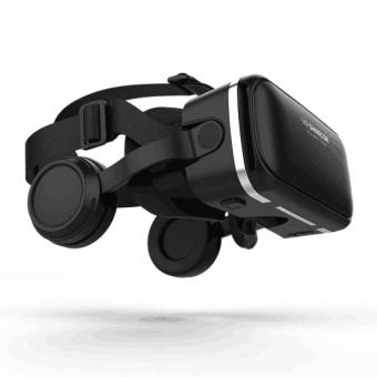 VR SHINECON thousand Magic 6 generation headphone version, sixgeneration 3DVR glasses, mobile phone virtual