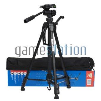 Harga Dan Spesifikasi Weifeng WF3730 Profesional Portable Tripod Light Camera Mount Terbaru