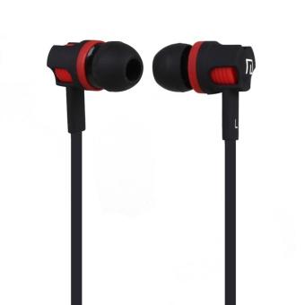 Wired Running Sports In-Ear Headset Earbuds Stereo Gaming Earphones Headphone - intl
