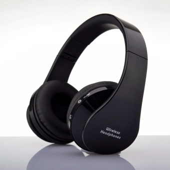 Wireless Bluetooth Foldable Headset Stereo Headphone Earphone -intl