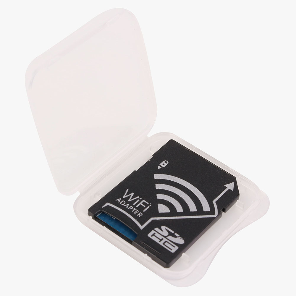 Wireless Wifi Micro SD Kartu Memori Kartu Flash Disebut TF SDHCClass10 Opsi USB .
