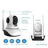 ... Wistino CCTV Wifi PTZ Baby Monitor Yoosee Nirkabel IP Kamera 720 P Smart Home Security Camera ...