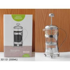 Worcas French Press 350ml, Tahan Panas dan Premium Quality Model 321121