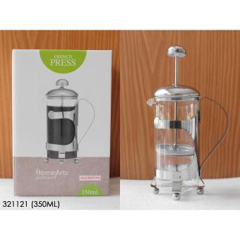 Worcas French Press 350ml, Tahan Panas dan Premium Quality Model 321121
