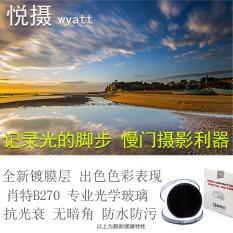 WYATT nd1000/82mm lapisan Multilayer disesuaikan dalam filter dengan mikroskop cahaya