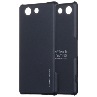 X-LEVEL Metallic Hard Case for Sony Xperia Z4 Compact - Black - intl