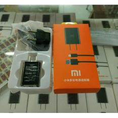 XIAOMI cas charger micro usb travel ori original asli adaptor usb fast charging