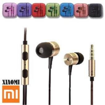 Xiaomi Earphone Piston 2 Generation Handsfree Headset Super Bass Berkualitas Android Universal Garansi