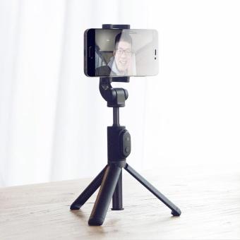 Xiaomi Handheld Mini Tripod 3-in-1 Self-portrait Monopod - Black -