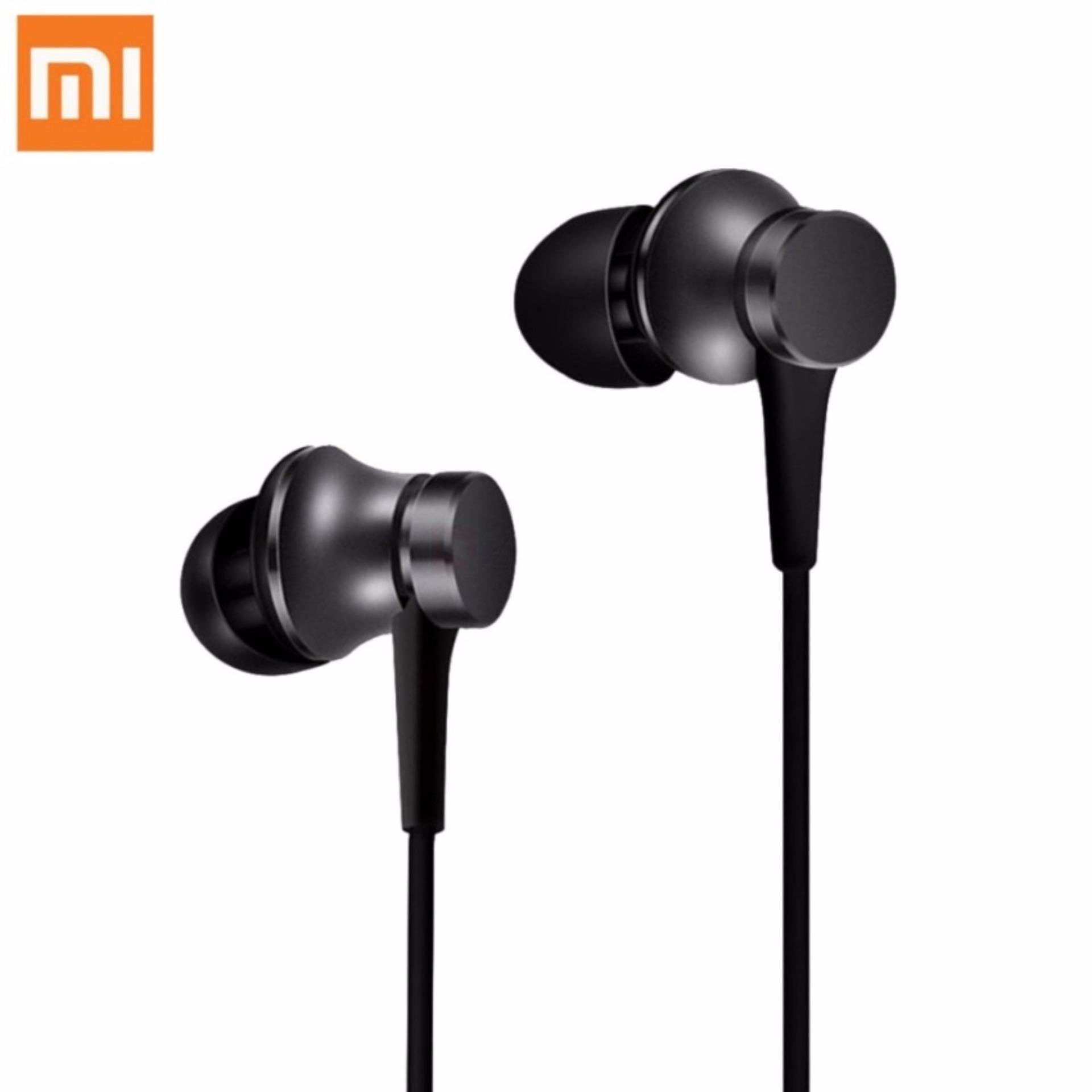 Xiaomi Headset In Ear Piston Original 3rd Gen In Ear HandsfreeXiaomi Headset Stereo .
